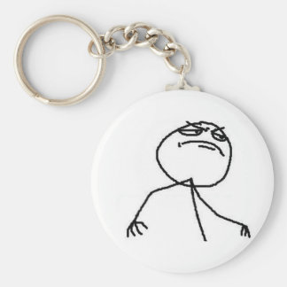 F Yea Guy Key Ring