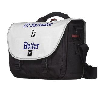 F You El Salvador Is Better Laptop Bags