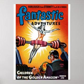 FA - Children of the Golden Amazon Poster