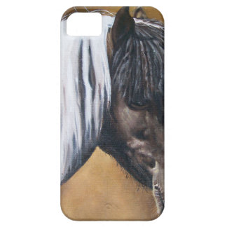 FAA-AfroPony Barely There iPhone 5 Case
