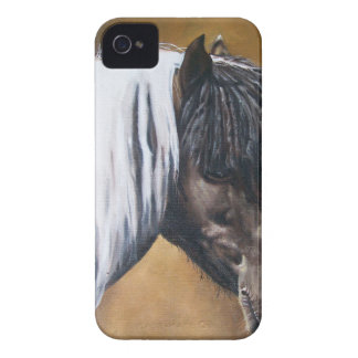 FAA-AfroPony iPhone 4 Case-Mate Case
