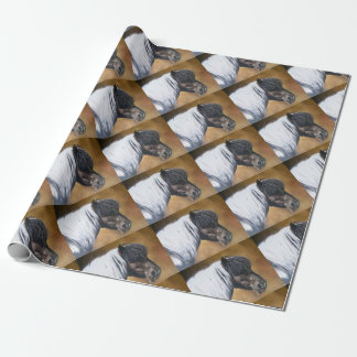 FAA-AfroPony Wrapping Paper