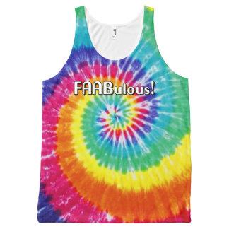 FAABulous T-shirt All-Over Print Tank Top