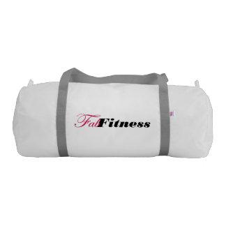 Fab Fitness logo gym bag Gym Duffel Bag