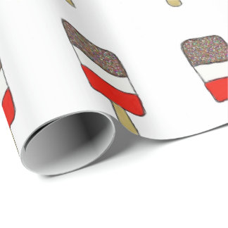 Fab Lolly Wrapping Paper