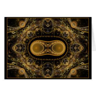 Fabergé Fractal Card