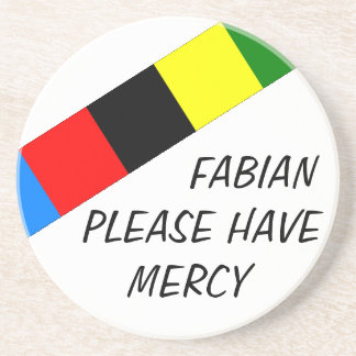 Fabian Please Have Mercy Coaster