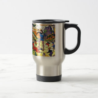 Fable Pince and Princess Happy Ending Travel Mug
