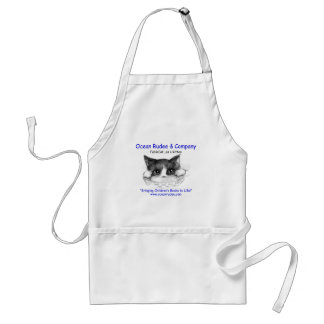 FableCat - Any Size, Style or Color of Aprons