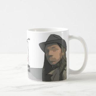fabled advertisement basic white mug