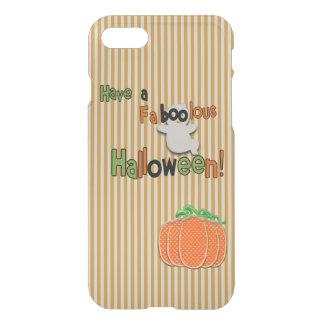 FaBOOlous  Halloween iPhone 7 Case