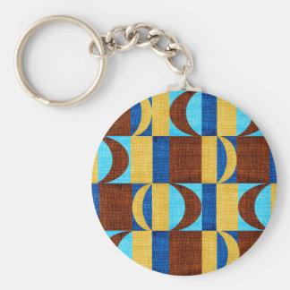 fabric #2 key ring