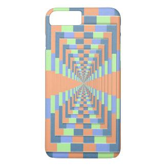 Fabric blocking depth iPhone 7 case