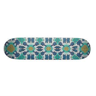 Fabric Decorative Background Skate Board Decks