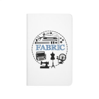 FABRIC Logo Pocket Journal