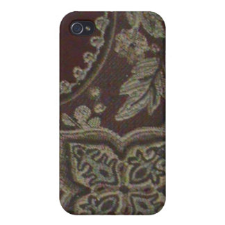Fabric pattern 1 iPhone4S Speck case Case For iPhone 4