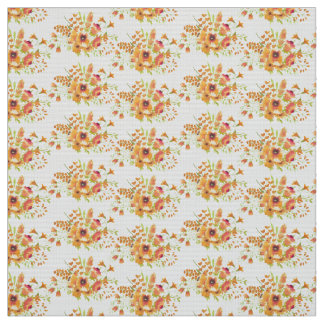 Fabric Prints In Repeat Spring Water Color Floral