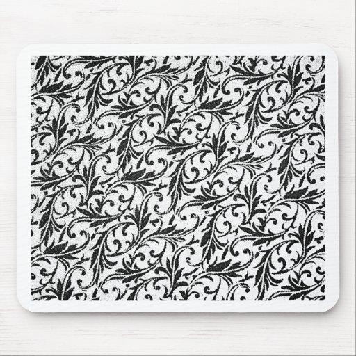 Fabric Texture, Luxury, Style, Fashion Checkers Mousepad