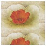 Fabric-Vintage Daffodil Fabric