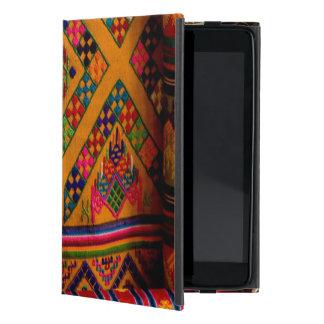 Fabrics, Bhutan Cover For iPad Mini