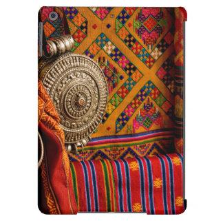 Fabrics, Bhutan iPad Air Cases