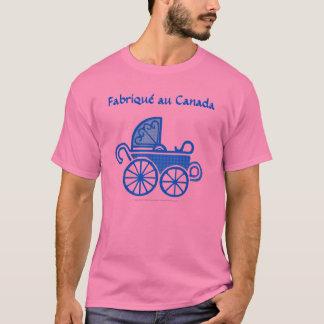 Fabriqu au Canada (Baby Boy) T-Shirt