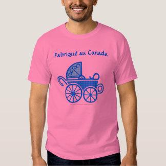 Fabriqu au Canada (Baby Boy) Tees