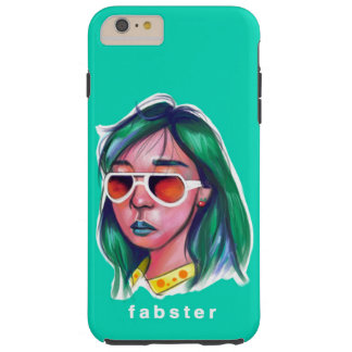 Fabster Girl Tough iPhone 6 Plus Case