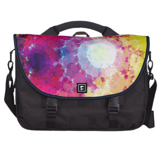 Fabstract Rings Laptop Bag