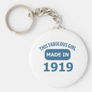 Fabulous 1919 year old designs basic round button key ring