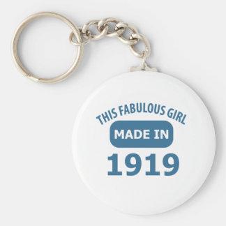 Fabulous 1919 year old designs key ring