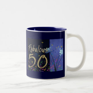 Fabulous 50th Birthday! Coffee Mug