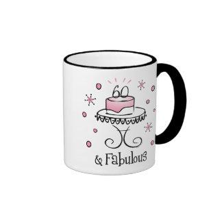 Fabulous 60 Mug