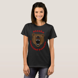 Fabulous Alaska Homeland Security Novelty T-Shirt
