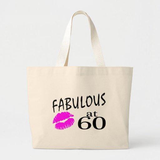 Fabulous at 60 tote bag