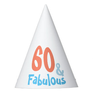 Fabulous Birthday Party Party Hat