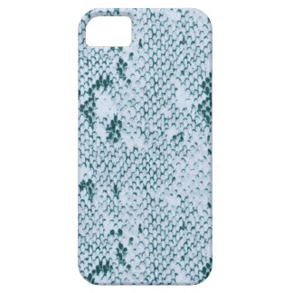 Fabulous Blue and White Snakeskin iPhone 5 Cases