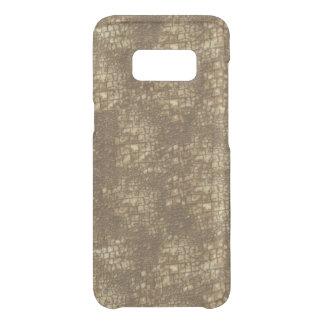 Fabulous Brown Snakeskin Pattern Uncommon Samsung Galaxy S8 Case