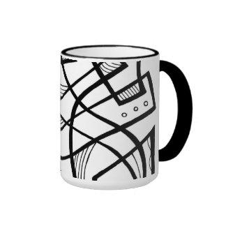 Fabulous Classic Excellent Retro Ringer Mug