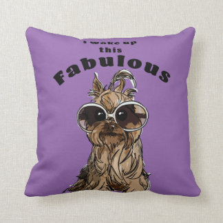 Fabulous - Cute Dog Collection / Pillow