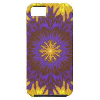 Fabulous Fantasy Flower Tough iPhone 5 Case