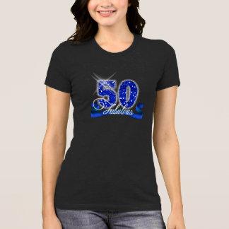 Fabulous Fifty Sparkle ID191 T-Shirt