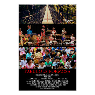"Fabulous Formosa Movie Poster (24""x36"")"