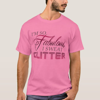 Fabulous Gay Glitter T-Shirt
