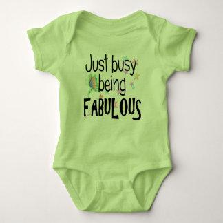Fabulous Girl Baby Bodysuit