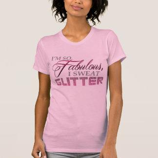 Fabulous Glitter T-Shirt