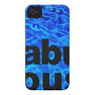 fabulous iPhone 4 case