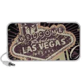 Fabulous Las Vegas  Doodle Speakers