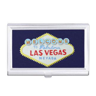 Fabulous Las Vegas Sign Business Card Holder
