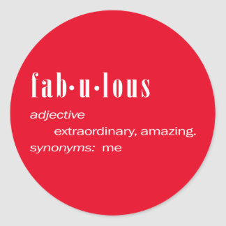 Fabulous Me Sticker Pack